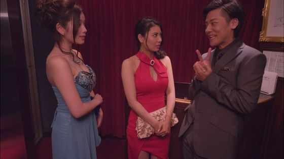 筧美和子 ドラマのHカップ爆乳谷間キャプ 画像29枚 7