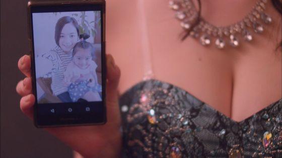 筧美和子 ドラマのHカップ爆乳谷間キャプ 画像29枚 8