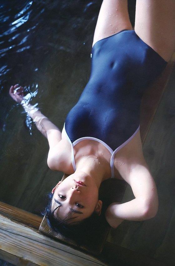 浅川梨奈 ヤングガンガンの水着姿Eカップ谷間 画像29枚 18