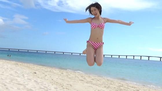 工藤遥 春夏ブルーレイのBカップ水着姿キャプ 画像30枚 19