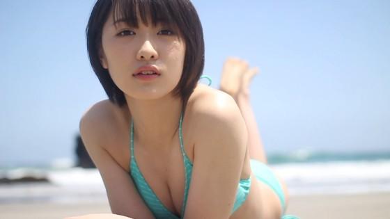 工藤遥 春夏ブルーレイのBカップ水着姿キャプ 画像30枚 1