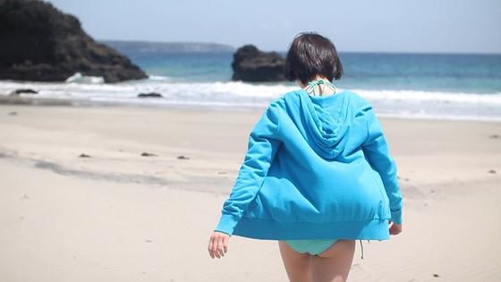 工藤遥 春夏ブルーレイのBカップ水着姿キャプ 画像30枚 3
