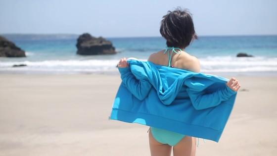 工藤遥 春夏ブルーレイのBカップ水着姿キャプ 画像30枚 5