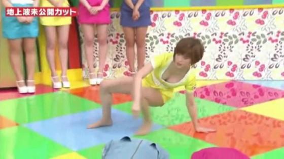 夏目花実 妄想マンデーの水着Bカップ谷間キャプ 画像22枚 16