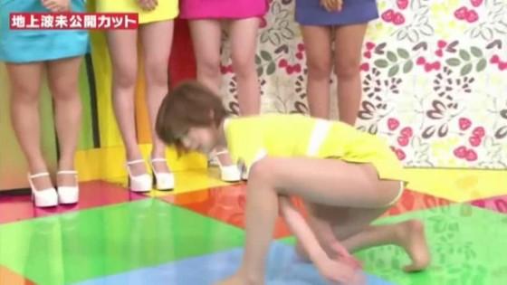 夏目花実 妄想マンデーの水着Bカップ谷間キャプ 画像22枚 24
