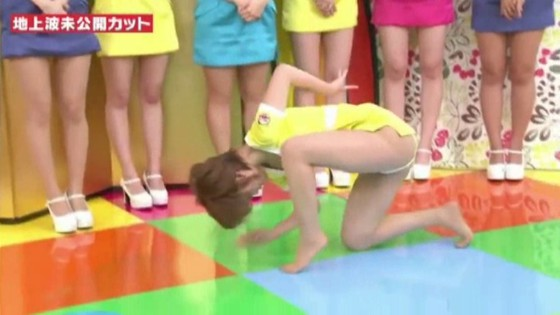 夏目花実 妄想マンデーの水着Bカップ谷間キャプ 画像22枚 28