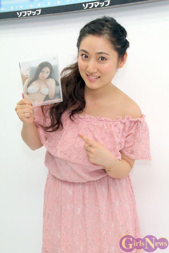 紗綾 DVD愛forUのソフマップPRイベント 画像30枚 2