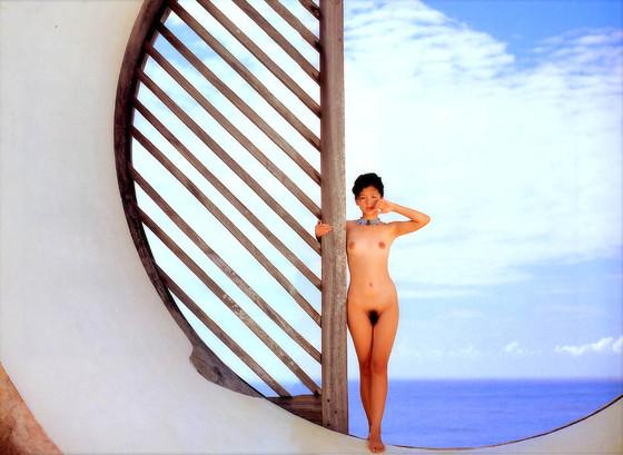芸能人がおっぱいと陰毛を披露したヘアヌード 画像21枚 15