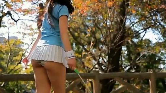 松岡里英 DVDピュア・スマイルお尻食い込みキャプ 画像30枚 16