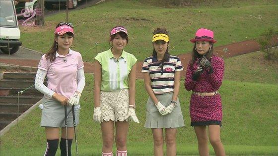 久松郁実 ラブゴル2のキュートなゴルフウェア姿キャプ 画像25枚 10