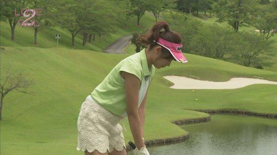 久松郁実 ラブゴル2のキュートなゴルフウェア姿キャプ 画像25枚 12