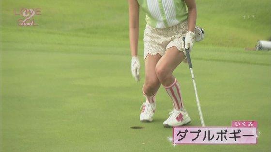 久松郁実 ラブゴル2のキュートなゴルフウェア姿キャプ 画像25枚 20