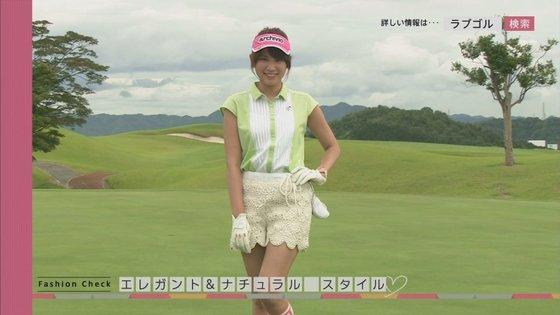 久松郁実 ラブゴル2のキュートなゴルフウェア姿キャプ 画像25枚 5