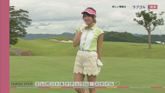 久松郁実 ラブゴル2のキュートなゴルフウェア姿キャプ 画像25枚 6