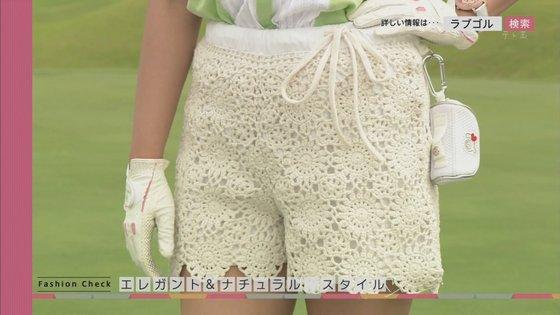 久松郁実 ラブゴル2のキュートなゴルフウェア姿キャプ 画像25枚 7