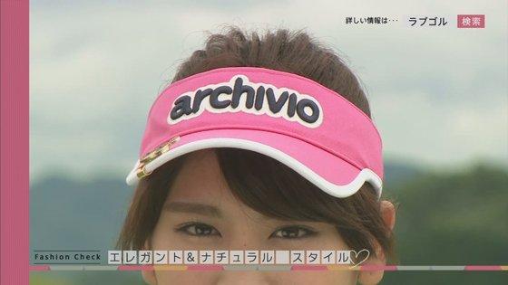 久松郁実 ラブゴル2のキュートなゴルフウェア姿キャプ 画像25枚 8