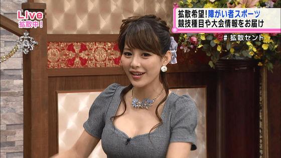 美馬怜子 有吉反省会のGカップ着衣巨乳とパイパン告白キャプ 画像17枚 13