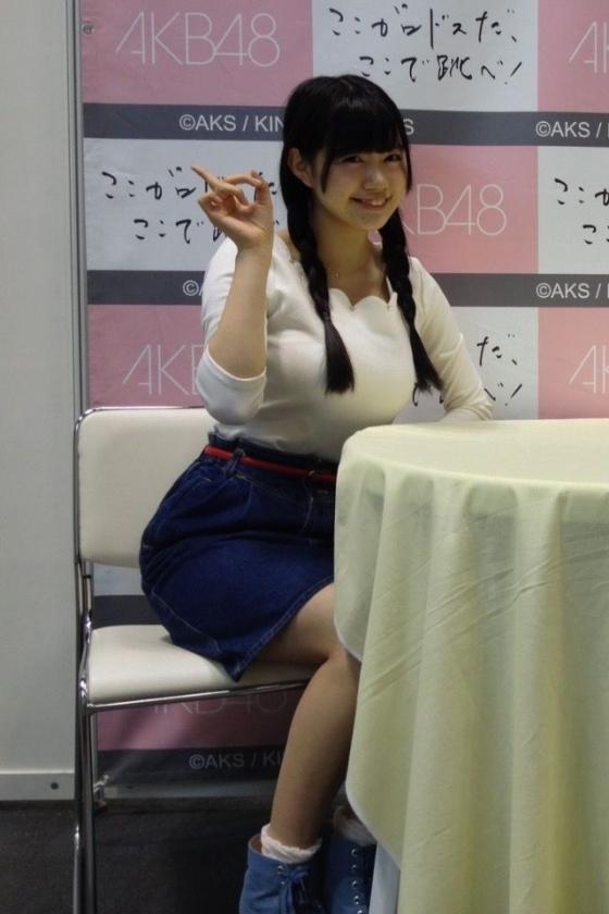 田中優香 写メ会で披露してくれたGカップ着衣巨乳 画像14枚 13