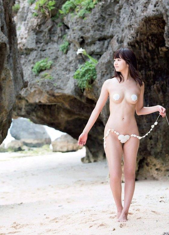 浜田翔子 解禁!フラッシュ袋とじ生尻セミヌードグラビア 画像31枚 3