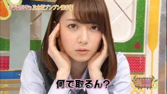橋本奈々未 NOGIBINGO!6の可愛い怒り顔キャプ 画像30枚 16