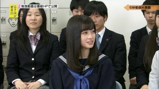 橋本環奈 テストの花道のセーラー服美少女姿キャプ 画像30枚 11