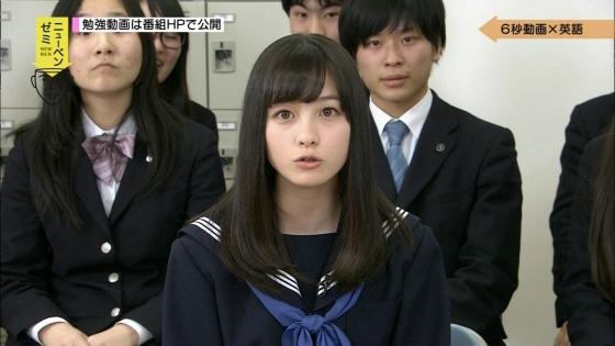橋本環奈 テストの花道のセーラー服美少女姿キャプ 画像30枚 12