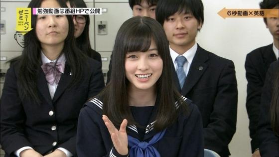 橋本環奈 テストの花道のセーラー服美少女姿キャプ 画像30枚 13