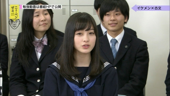 橋本環奈 テストの花道のセーラー服美少女姿キャプ 画像30枚 19