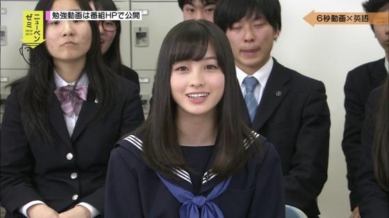 橋本環奈 テストの花道のセーラー服美少女姿キャプ 画像30枚 21