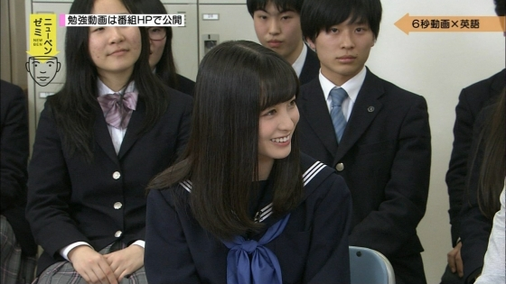 橋本環奈 テストの花道のセーラー服美少女姿キャプ 画像30枚 5