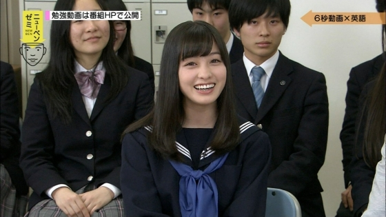 橋本環奈 テストの花道のセーラー服美少女姿キャプ 画像30枚 6