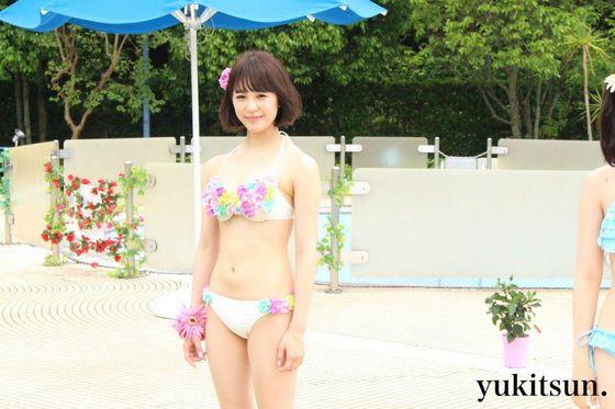 NMB48 新曲最後の五尺玉MVのオフショット水着姿 画像21枚 8