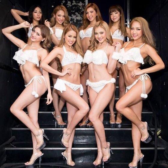 サイバージャパンダンサーズ 週プレ袋とじの手ブラセミヌード 画像30枚 10