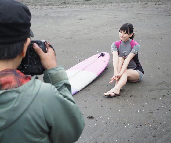 高野麻里佳 声優パラダイスRの太ももが眩しいグラビア 画像16枚 4