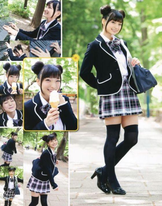 高野麻里佳 声優パラダイスRの太ももが眩しいグラビア 画像16枚 8