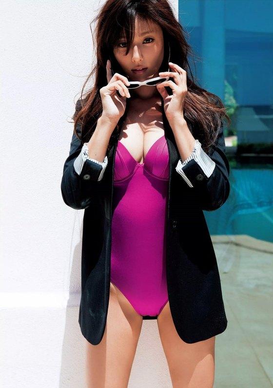 深田恭子 週プレの写真集先行水着サーフィン姿グラビア 画像35枚 18