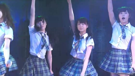 達家真姫宝 公演中にブラ丸見えになったハプニングキャプ 画像10枚 1