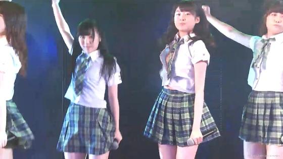 達家真姫宝 公演中にブラ丸見えになったハプニングキャプ 画像10枚 2