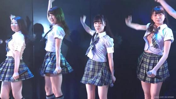 達家真姫宝 公演中にブラ丸見えになったハプニングキャプ 画像10枚 5