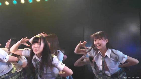 達家真姫宝 公演中にブラ丸見えになったハプニングキャプ 画像10枚 6