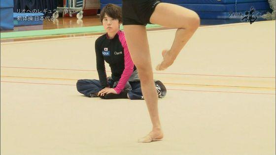 新体操日本代表フェアリージャパンのアスリートの魂キャプ 14