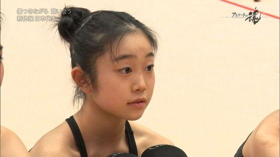 新体操日本代表フェアリージャパンのアスリートの魂キャプ 18