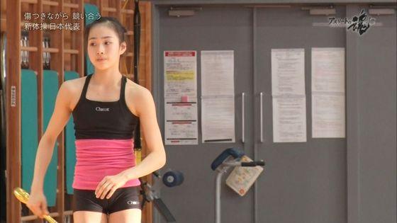 新体操日本代表フェアリージャパンのアスリートの魂キャプ 3