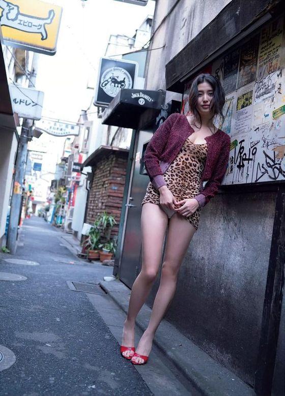 橋本マナミ フラッシュ袋とじの写真集未公開グラビア 画像28枚 2