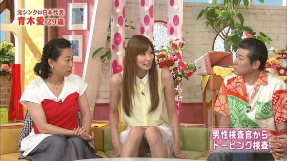 テレビ番組に映った女性芸能人のハプニングキャプ 画像47枚 37