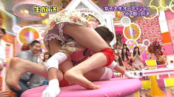 テレビ番組に映った女性芸能人のハプニングキャプ 画像47枚 41