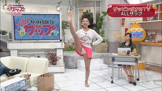 テレビ番組に映った女性芸能人のハプニングキャプ 画像47枚 46