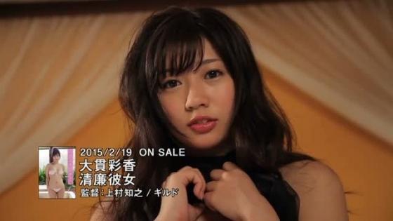 大貫彩香 DVD清廉彼女のハミ乳&巨尻食い込みキャプ 画像69枚 30