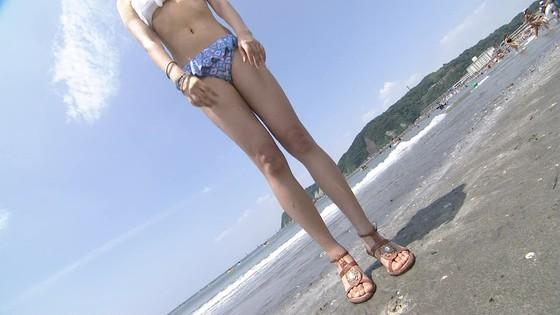 大石絵理 PONお天気お姉さんのCカップ水着姿キャプ 画像20枚 27