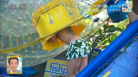 広瀬未花 旅サラダのCカップ水着姿&セミヌードキャプ 画像30枚 7